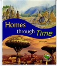Homes through Time - 9780170120340