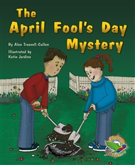 The April Fool's Day Mystery - 9780170120647