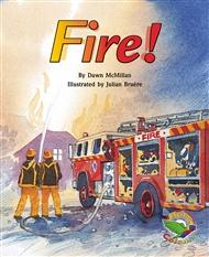 Fire! - 9780170120654