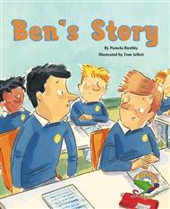 Ben's Story - 9780170120715