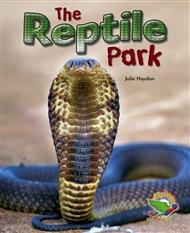 The Reptile Park - 9780170120777