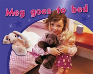 Meg goes to bed - 9780170123167