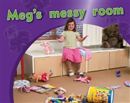 Meg's messy room - 9780170123174