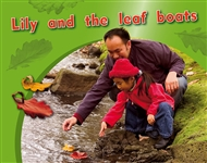 Lily and the leaf boats - 9780170123204