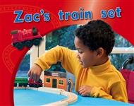 Zac's train Set - 9780170123211