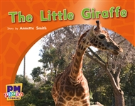 The Little Giraffe - 9780170123273