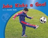 Jake Kicks a Goal - 9780170123327