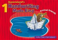 Queensland Handwriting Made Easy 1 - 9780170123709
