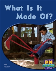 What is it Made Of? - 9780170123839