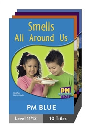 PM Science Facts Blue Level 11-12 Pack (10 titles) - 9780170124041