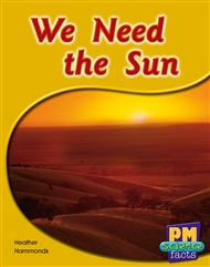We Need the Sun - 9780170124171