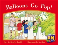 Balloons Go Pop! - 9780170124317