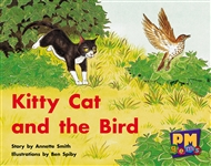 Kitty Cat and the Bird - 9780170124324