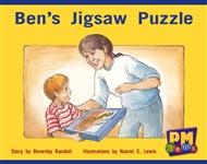 Ben's Jigsaw Puzzle - 9780170124355