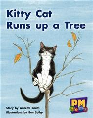 Kitty Cat Runs up a Tree - 9780170124423