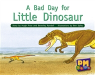 A Bad Day for Little Dinosaur - 9780170124461