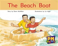 The Beach Boat - 9780170124522