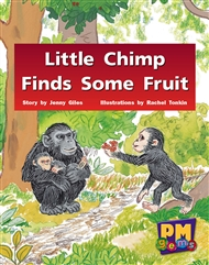Little Chimp Finds Some Fruit - 9780170124560