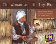The Woman and the Tiny Bird - 9780170124621