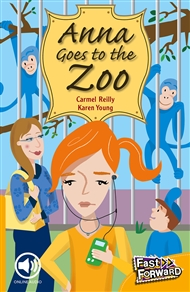 Anna Goes to the Zoo - 9780170124911