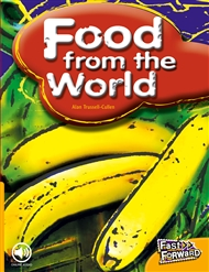 Food from the World - 9780170124997