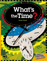 What's the Time? - 9780170125093