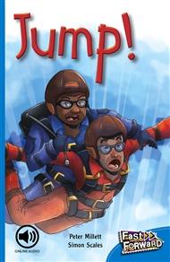 Jump! - 9780170125536
