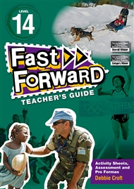 Fast Forward Green Level 14 Teacher's Guide - 9780170125963
