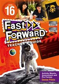 Fast Forward Orange Level 16 Teacher's Guide - 9780170126205