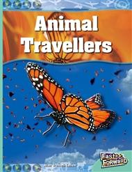 Animal Travellers - 9780170126380