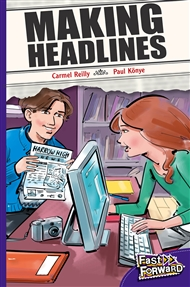 Making Headlines - 9780170126588