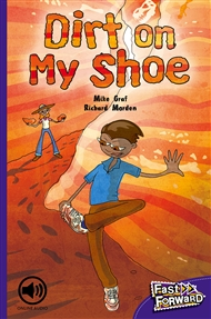 Dirt on My Shoe - 9780170126595