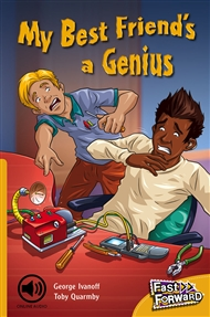 My Best Friend's a Genius - 9780170126724