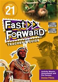 Fast Forward Gold Level 21 Teacher's Guide - 9780170126809
