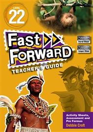 Fast Forward Gold Level 22 Teacher's Guide - 9780170126922