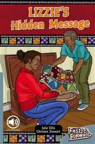 Lizzie's Hidden Message - 9780170126960