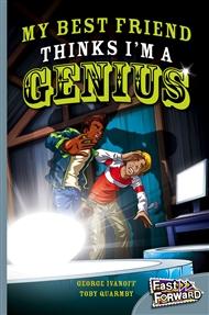 My Best Friend Thinks I'm a Genius - 9780170127097