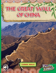 The Great Wall of China - 9780170127264
