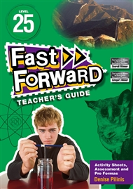 Fast Forward Emerald Level 25 Teacher's Guide - 9780170127288