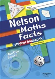 Nelson Maths Student Handbook with CD - 9780170127684