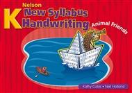 Nelson New Syllabus Handwriting for NSW K - 9780170128681