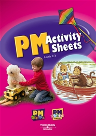 PM Activity Sheets on CD Level 2-3 (Site Licence) - 9780170128834