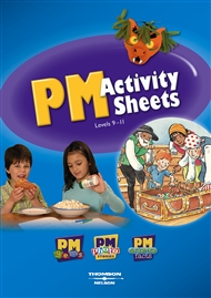 PM Activity Sheets on CD Level 9-11 (Site Licence) - 9780170128865
