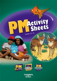 PM Activity Sheets on CD Level 12-14 (Site Licence) - 9780170128872