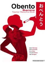 Obento Supreme Teacher Resource Book - 9780170129671