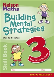 Nelson Maths for Victoria: Building Mental Strategies Book 3 - 9780170130080