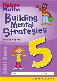 Nelson Maths for Victoria: Building Mental Strategies Book 5 - 9780170130103