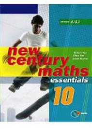 New Century Maths 10 Essentials: Stages 4/5.1 - 9780170130653