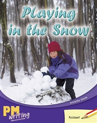 Playing in the Snow - 9780170132176