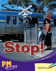 Stop! - 9780170132299